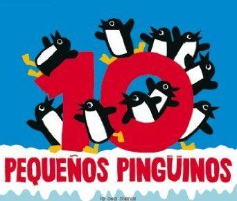 10 pequeños pingüinos: Pop-up (Luna de papel): Amazon.es: Jean-Luc Fromental: Libros