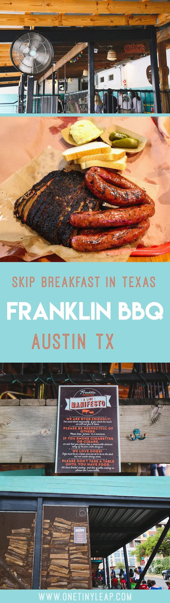 Get a virtual taste of the best BBQ in the world! Franklin BBQ in Austin