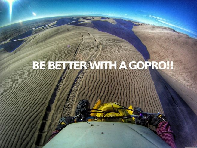 The new age of GoPro Manual. thegopromanual.com is a blog dedicated to helping people use there GoPro action cameras better