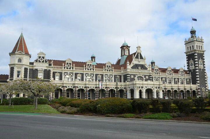#Dunedin #NewZealand. If you like our photos, like us on FB www.facebook.com/trendstravel #dunedin #NewZealand