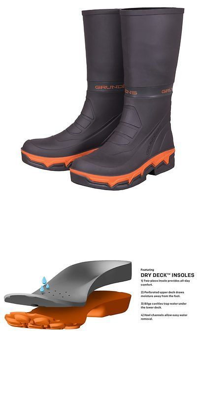 beaf92e0f9e Boots and Shoes 179980  Grundens Deck Boss Boots - 15 Deck-Boss Fishing Boot