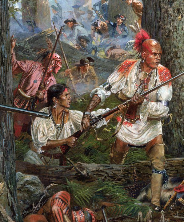 The Battle of Oriskany, August 6, 1777, was one of the bloodiest battles in the North American theater of the American Revolutionary. An American party trying to relieve the siege of Fort Stanwix