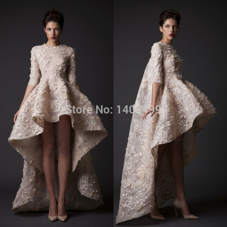 Turmec Long Sleeve Lace Wedding Dress