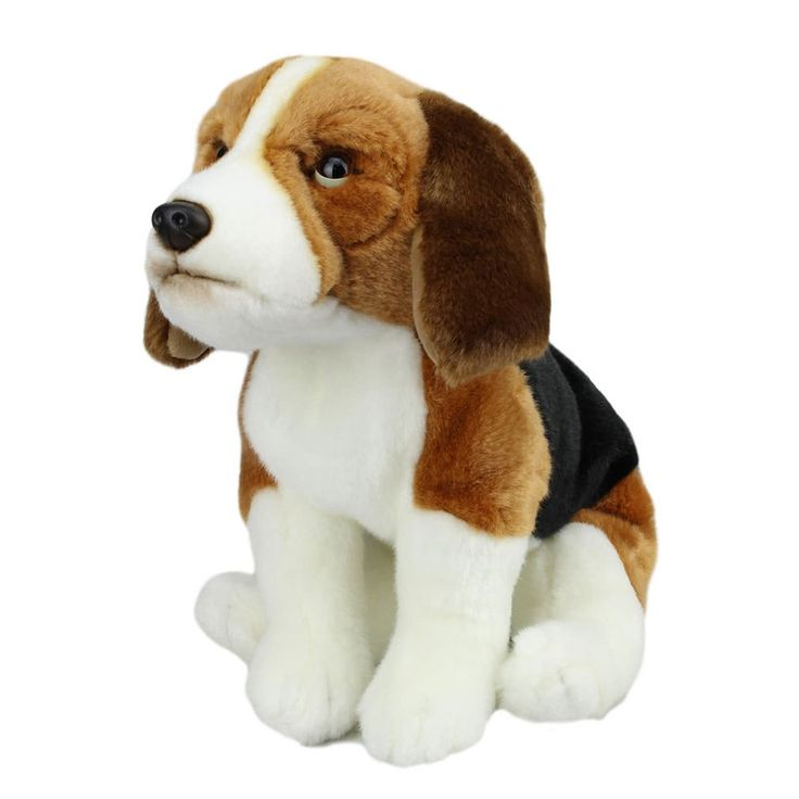 Title: Beagle Dog - Faithful Friends Size: Measures 12 inch / 30cm long Price: AUS$ 32.95 Brand : Faithful Friends Collectables  Lots more items like this available at: www.stuffedwithplushtoys.com 100 Day Returns  Fast Trackable Shipping Google Trusted Store