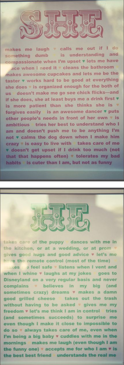 Quote Saying About Dating Image Description Signs Of All The Diffe Reasons Why Bride And Groom Love Each Other Displayed At Their Wedding