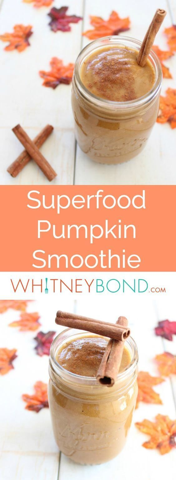 25 Pumpkin Spice Recipes to Welcome Fall picture