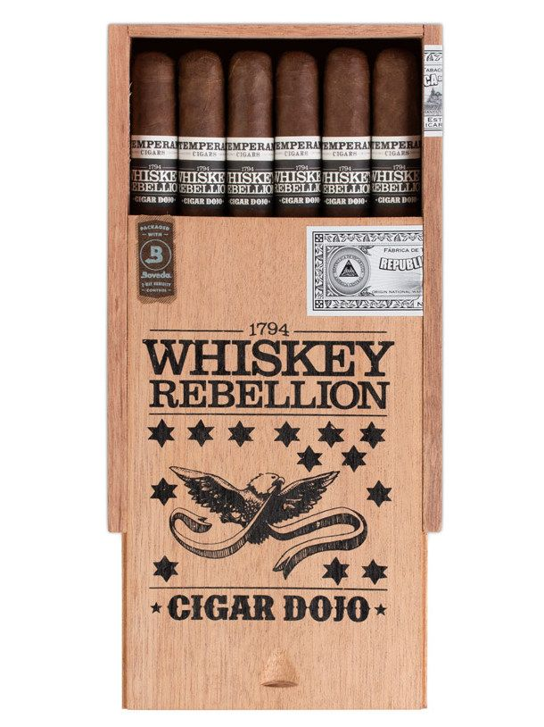 Cigar News Roma Craft Tobac And Cigar Dojo Reunite For Whiskey