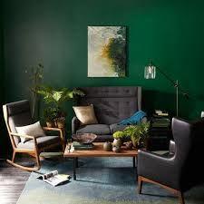 Wohnzimmer grüne wand  33 besten Wandfarbe DUNKELGRÜN Bilder auf Pinterest | Wandfarben ...