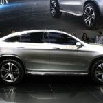 2014 Mercedes Benz SUV Side 150x150 2014 Mercedes Benz Coupe SUV Review and Design
