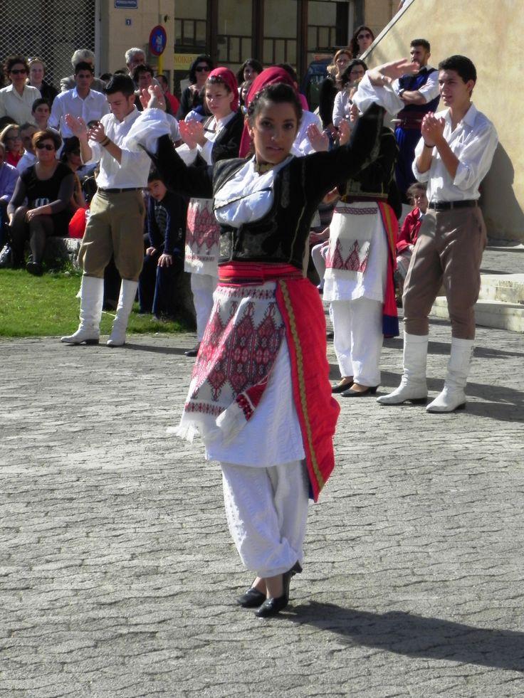 28 October in Kasteli