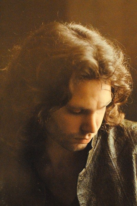 Jim Morrison by Linda McCartney - probably the best photo of JM that I have seen