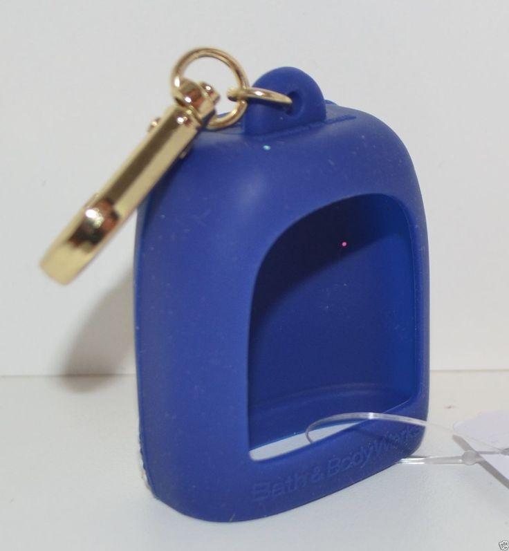 BATH & BODY WORKS BLUE GOLD ANCHOR POCKETBAC HOLDER SLEEVE HAND SANITIZER CASE in Красота и здоровье, Уход за кожей, Очищающие средства для лица | eBay