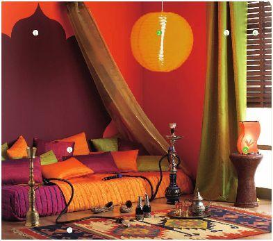 decorar estilo marroqui