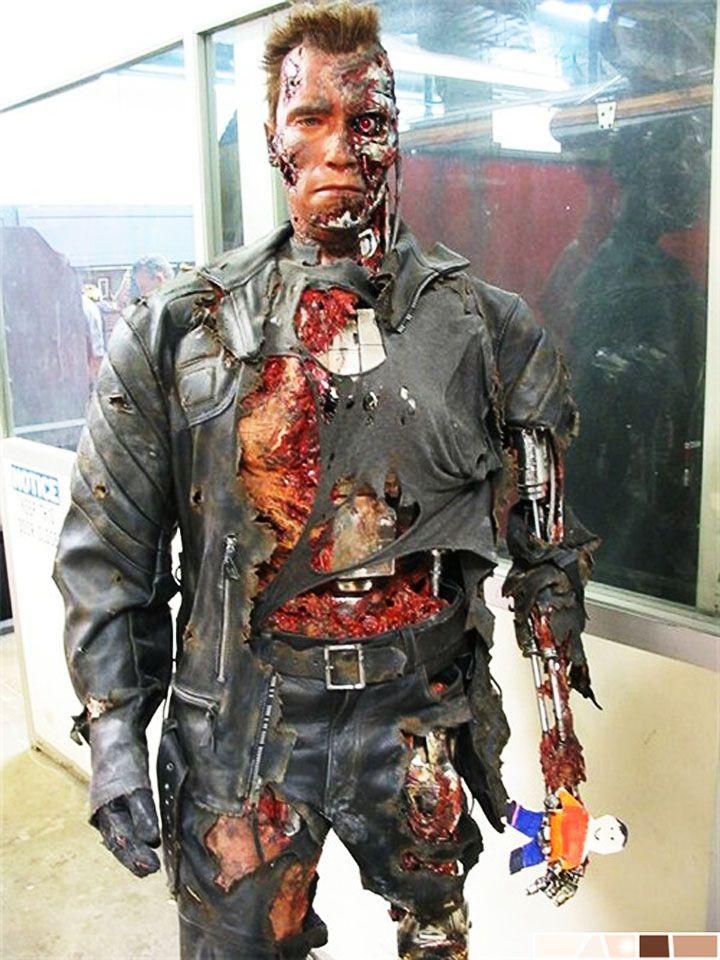 terminator salvation arnold cameo wwwpixsharkcom
