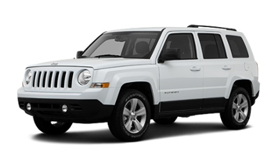jeep patriot 2013  23/28, 21/26 mpg  23 cubic feet back storage space w/back seats up