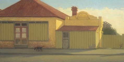 Robert Brownhall @ Michael Reid gallery