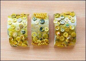 bransoletki-z-guzików/ button braclete
