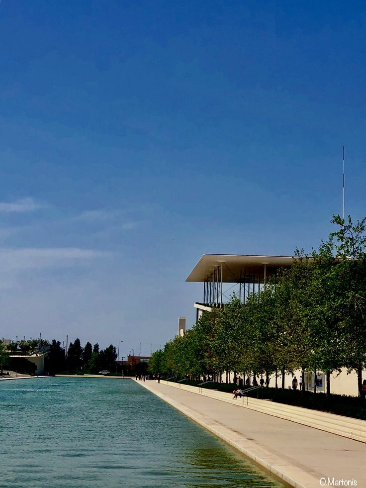 Foundation Cultural Center,S.Niarchos,Kallithea,Athens,Greece