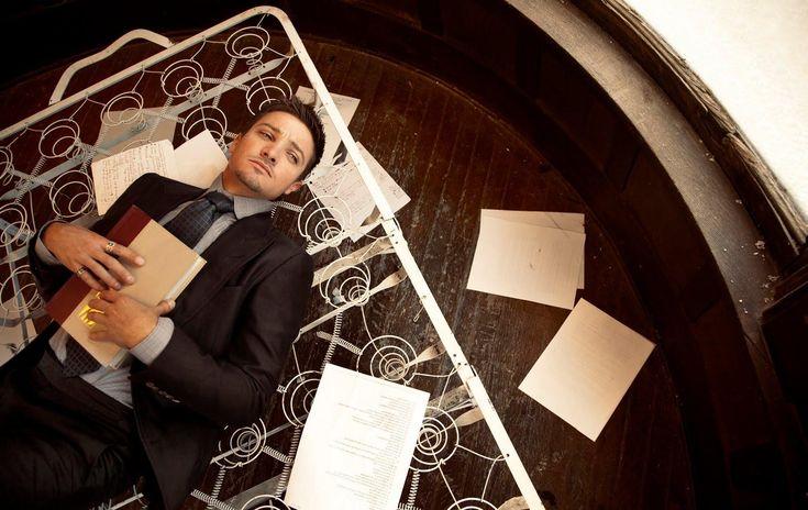 Prestige Photoshoot - Jeremy Renner