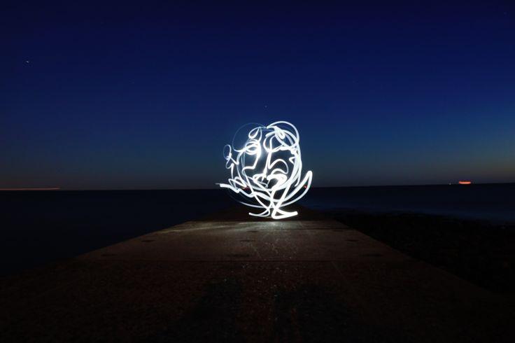 Tipps und Tricks zur Lichtmalerei. Mit Licht malen und spannende Fotos machen. (Cool Pics)