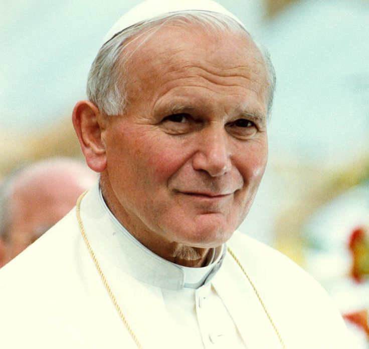 Blessed JP II, pray for us!