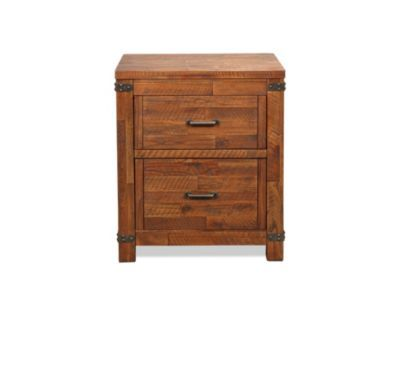 Maine Craftsman Everett Nightstand   Levin Furniture