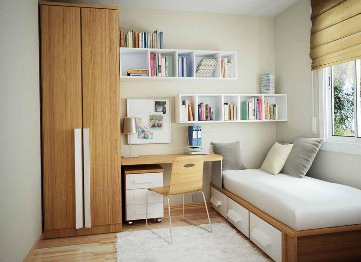 Berikut ini adalah Tips Memaksimalkan Kombinasi Desain Kamar Tidur Ukuran Kecil Sederhana barangkali dapat menjadi bahan ide untuk Anda