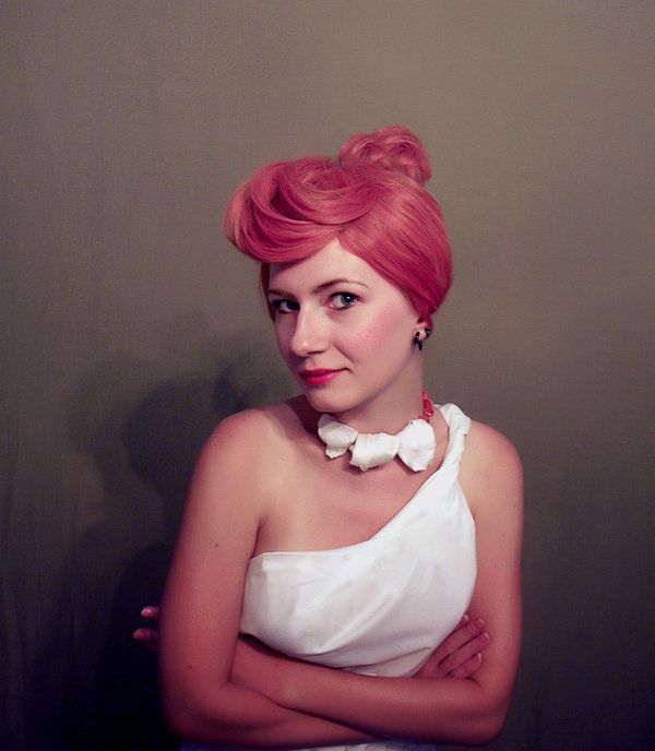 wilma flintstone hair - Google Search