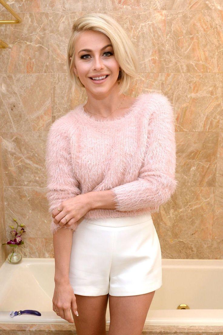 Julianne Hough - i love pale pnk