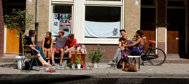 Exploring Placemaking in Amsterdam - Project for Public Spaces