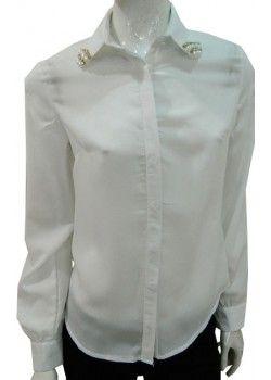 Toptan abiye tarz bayan gömlek.  Krep kumaş kullanılarak üretilen bu gömleğin fiyatı 19,90 liradır. Web sayfamızda, 5,99 liradan başlayan bayan gömlek lerimiz vardır. Toptan bayan giyim ürünlerinde Geniş ürün yelpazesine sahip web sayfamızı ziyaret ederek ürünlerimizi ve fiyatlarını görebilirsiniz. Türkiyenin her yerine PPT kargo ile kapıda ödemeli gönderim yapıyoruz. Sitemizi ziyaret etmek için resmin gömlek resminin üstüne tıklamanız yeterlidir.