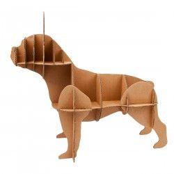 ♡Milimetrado Kartonnen Bulldog♡   De kartonnen Franse Bulldog is een prachtig meubelstuk, ontworpen in de vorm van een hond. Het is een opbergsysteem waarin je al die kleine dingen kunt bewaren die je dagelijks nodig hebt als je de deur uit gaat: sleutels, portemonnee, smartphone, lippenstift, bril. Maar uiteraard ook handig om kleine dingen in op te ruimen zoals pennen, mokken en notitieblokjes. ~Milimetrado~