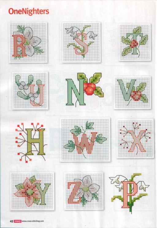 Gallery.ru / Фото #9 - Cross Stitch Crazy 183 - WhiteAngel