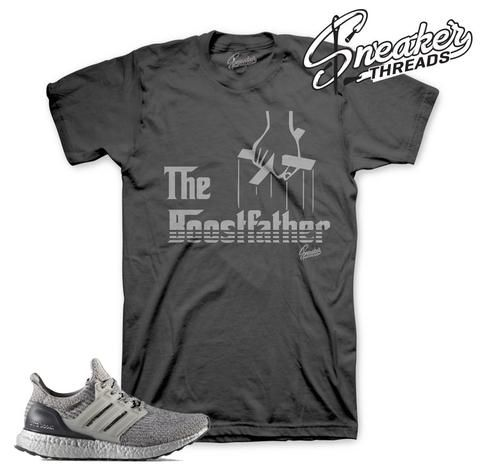 Adidas Ultra boost silver pack tee | Official Sneaker Shirts