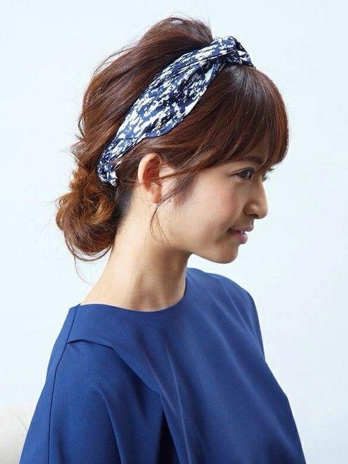 女性だから楽しめる髪型!ベーシックなおだんごヘアの作り方集