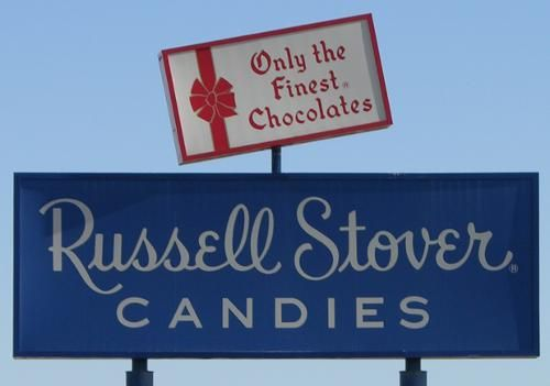 Russell Stover Candies - KC is home to the largest maker of boxed chocolates in the world.  Based here since 1932, Russell Stover Candies still hand dips more than 25 million pieces of chocolate each year.