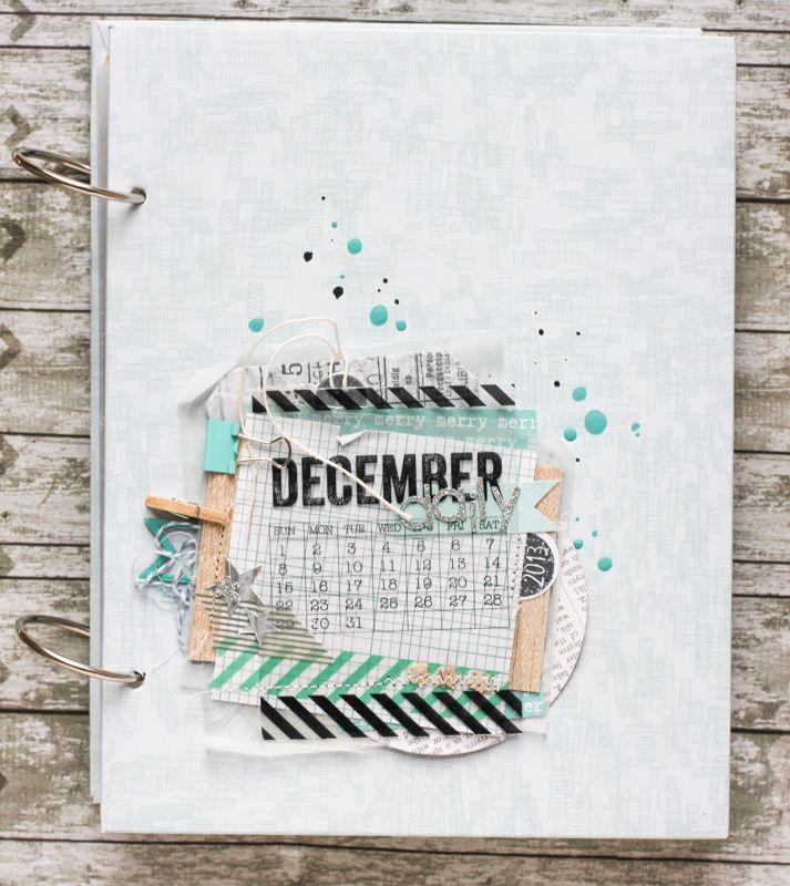 All That Scrap: December Daily - I'm prepared!