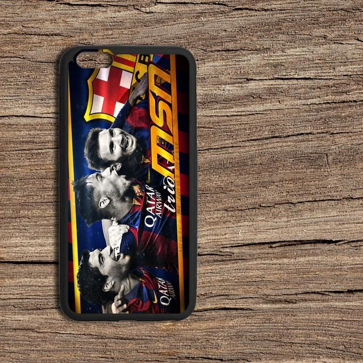 Messi Suarez Neymar Barcelona FC For iPhone 6S Plus Case
