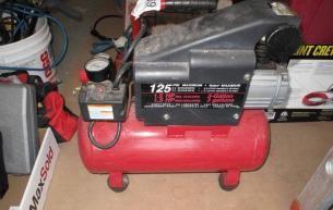 Craftsman Air Compressor found on MaxSold Picton estate sale.