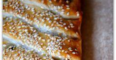 Jusia gotuje - szybkie, proste i smaczne przepisy dla całej rodziny.: Ciasto francuskie z kurczakiem i szpinakiem .