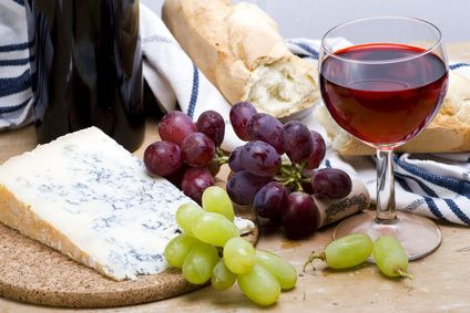 Ideas for a girls night in wine and cheese party.