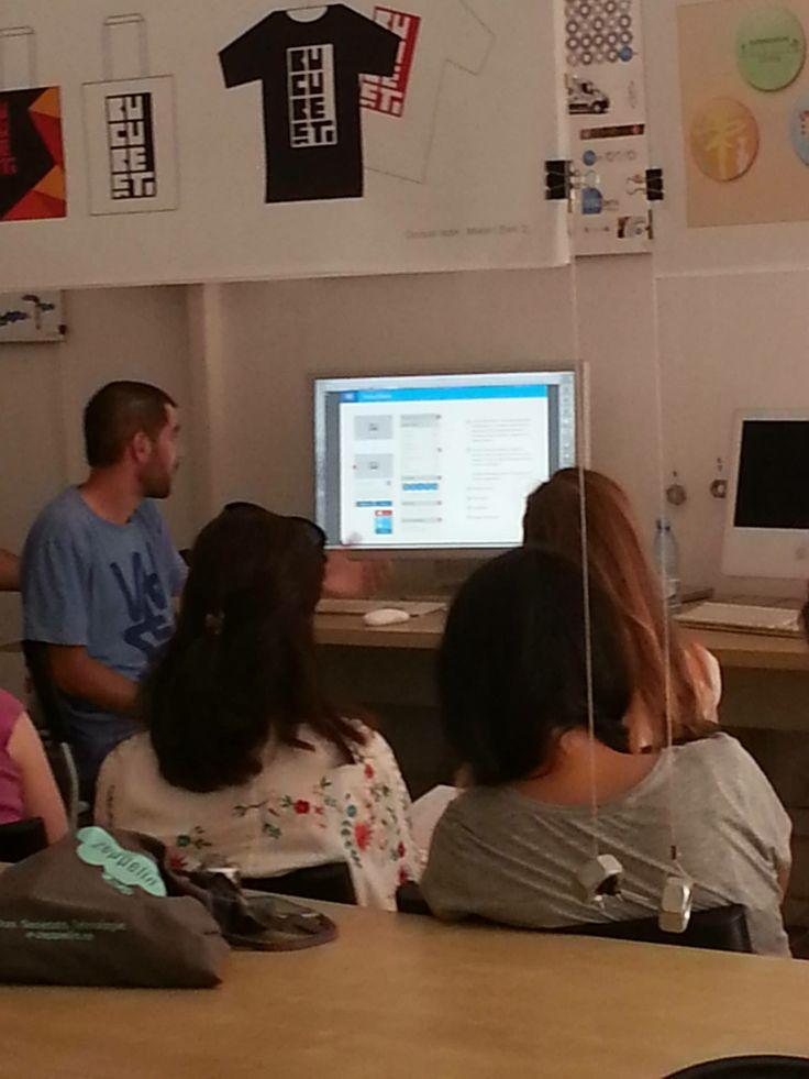 prezentare despre grafica digitala ROBERT SURPATEANU ( un fost student care in prezent isi da masteratul la S. MARTINS Londra)