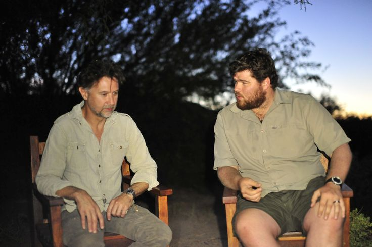 Fire side interviews being lit up in the #Cederberg using #Lumeno #LED Lighting as part of a #Endangered #Wildlife #Trust #EWT production #explore4knowledge #e4k_water #e4k_productions