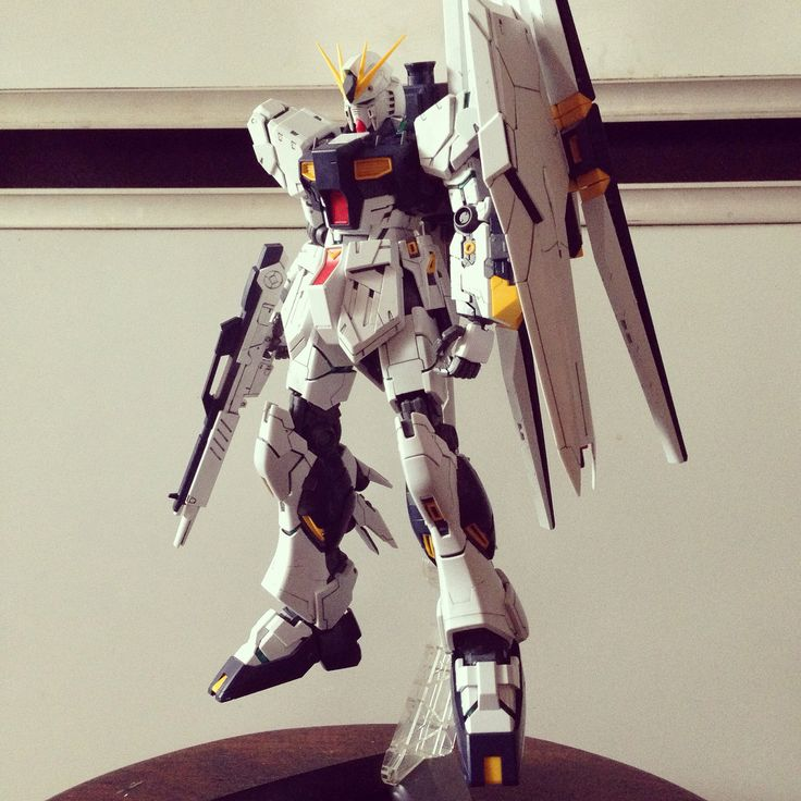 MG Nu Gundam ver.Ka