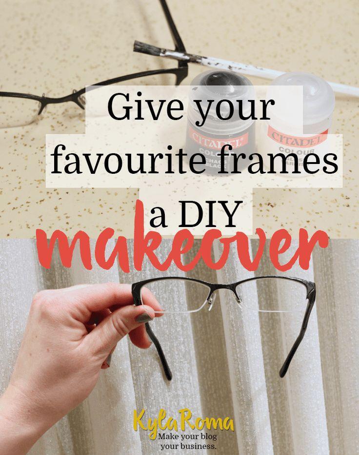 Diy Eyeglass Frame Adjustment : 17 Best images about Glasses on Pinterest Tom ford ...