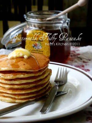 HESTI'S   KITCHEN : yummy for your tummy: Buttermilk Fluffy Pancake