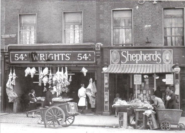 Thomas Street, 1930s.