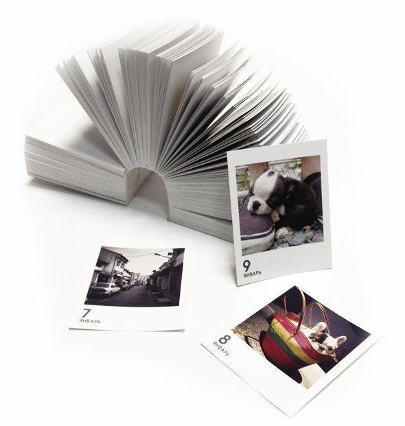 настольный ФОТОКАЛЕНДАРЬ 7х9см ФОТОКАЛЕНДАРЬ НАСТОЛЬНЫЙ 7х9см  цветная печать / 365 листочков белая бумага кол-во фотографий 365 шт поставляется в бумажной коробочке упаковка СРОКИ ИЗГОТОВЛЕНИЯ: 3 - рабочих дня