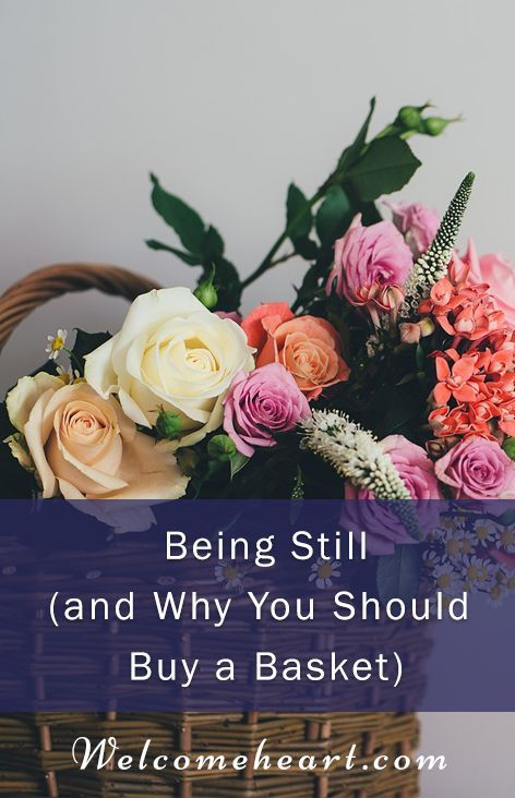 Being Still: And Why You Should Buy a Basket. Food, recipes, wellness, body, soul, hospitality, scripture, home, heart, family, gathering, invitation.