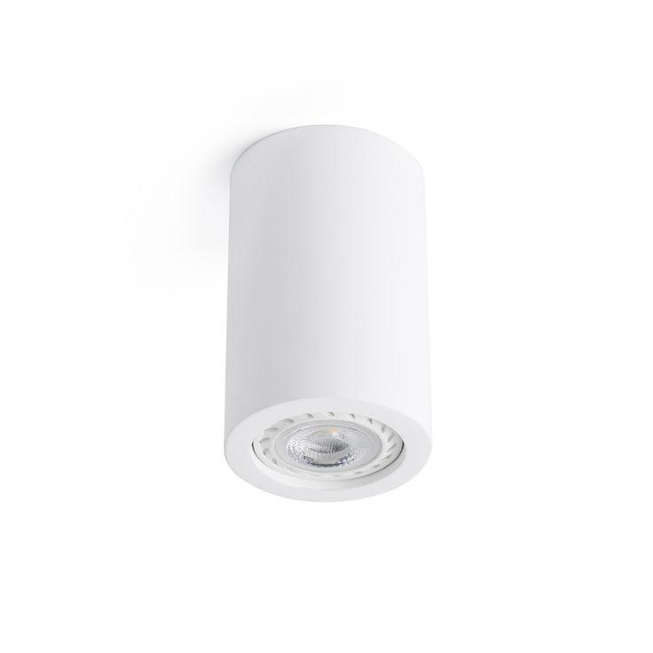 Plafón de Techo redondo yeso para LED